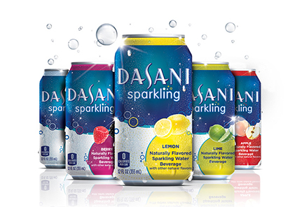 Sparkling water beverage vending machines in Dallas Fort Worth, DFW