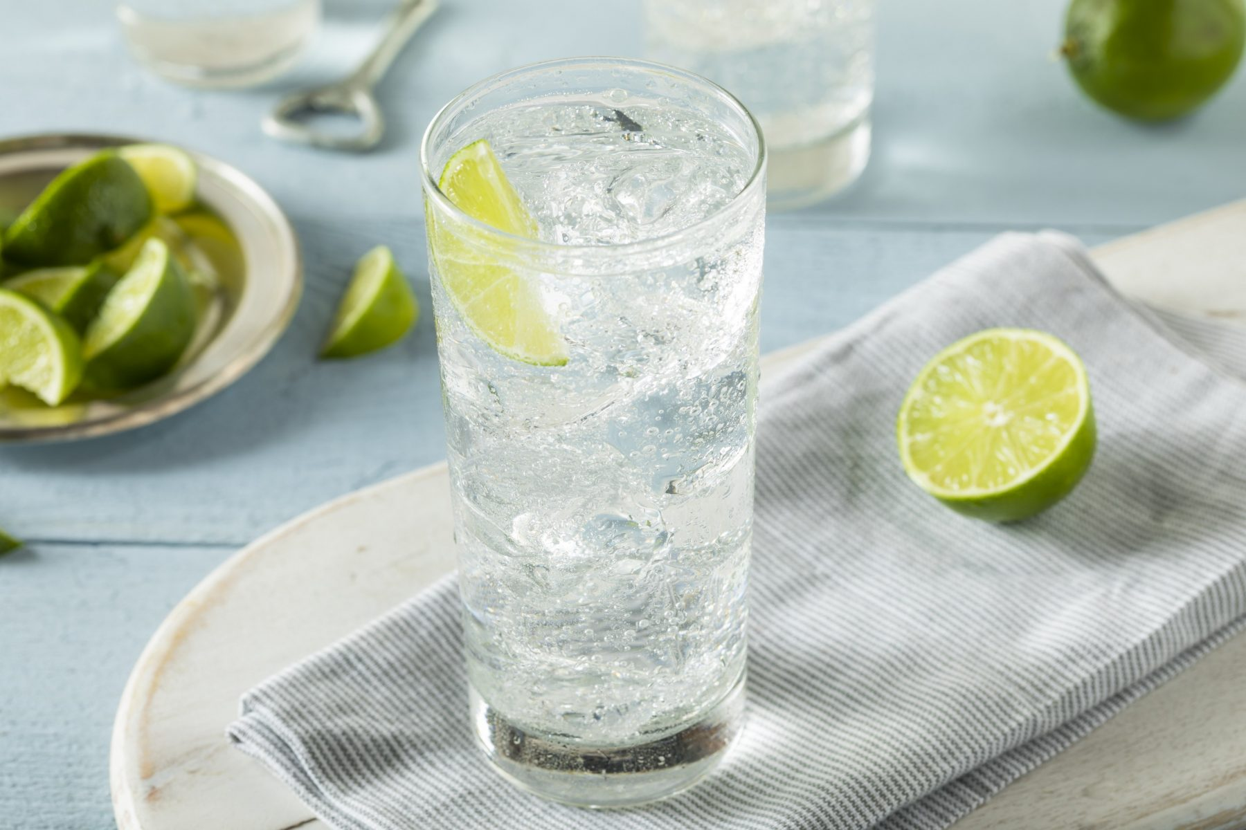 sparkling water options in Dallas Fort Worth