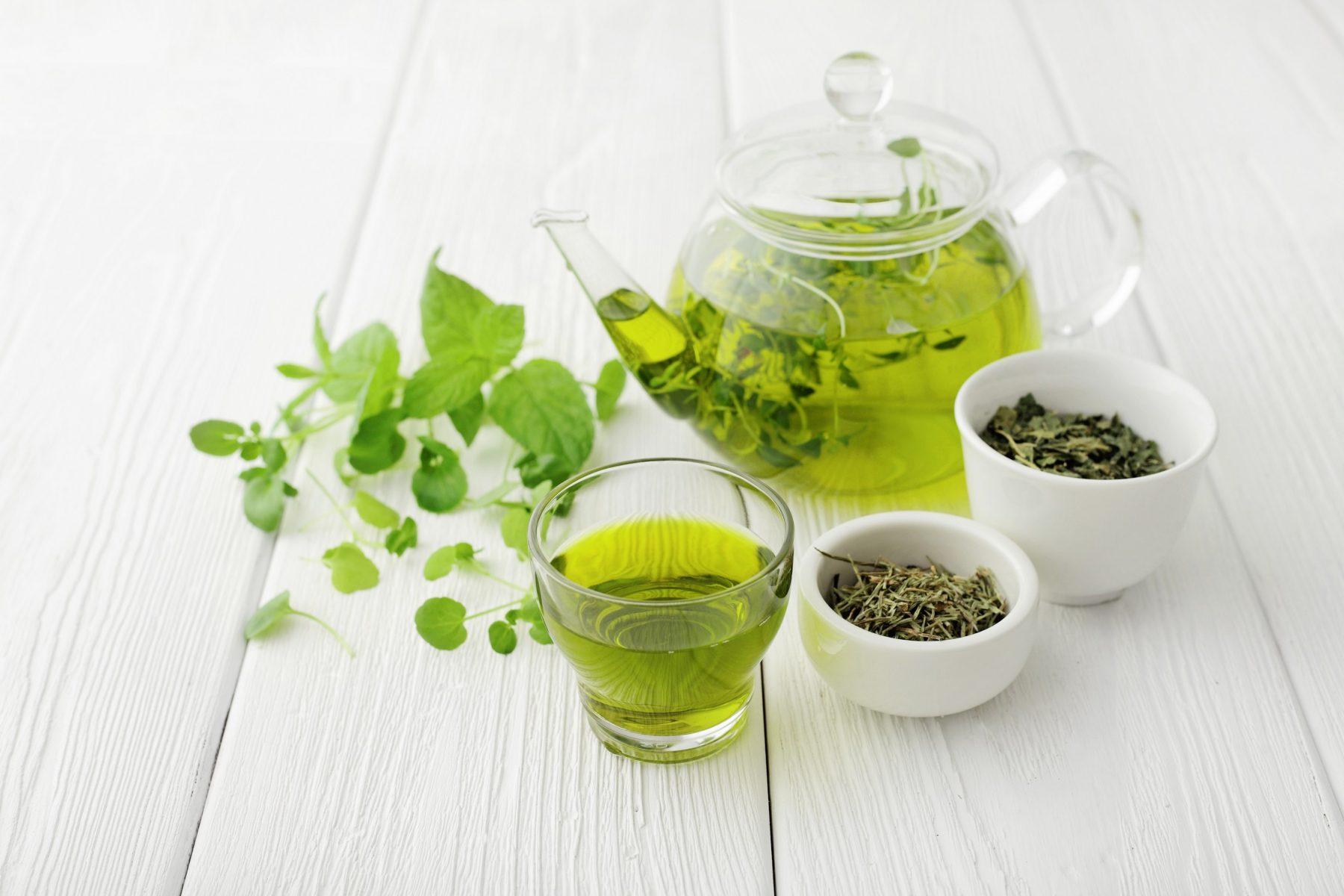 Green Teas in Dallas Fort Worth