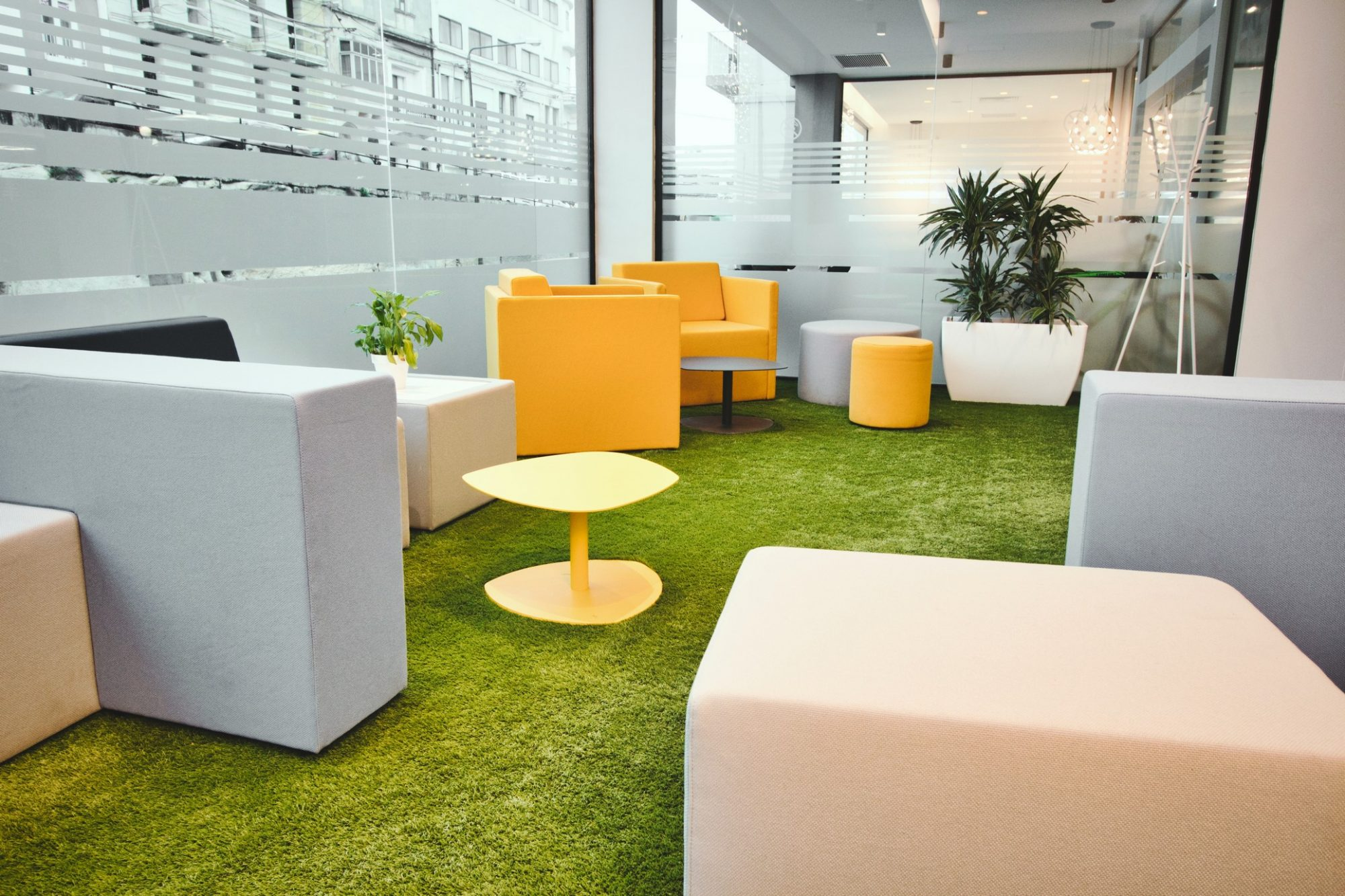 Break Room Design in Dallas Fort Worth