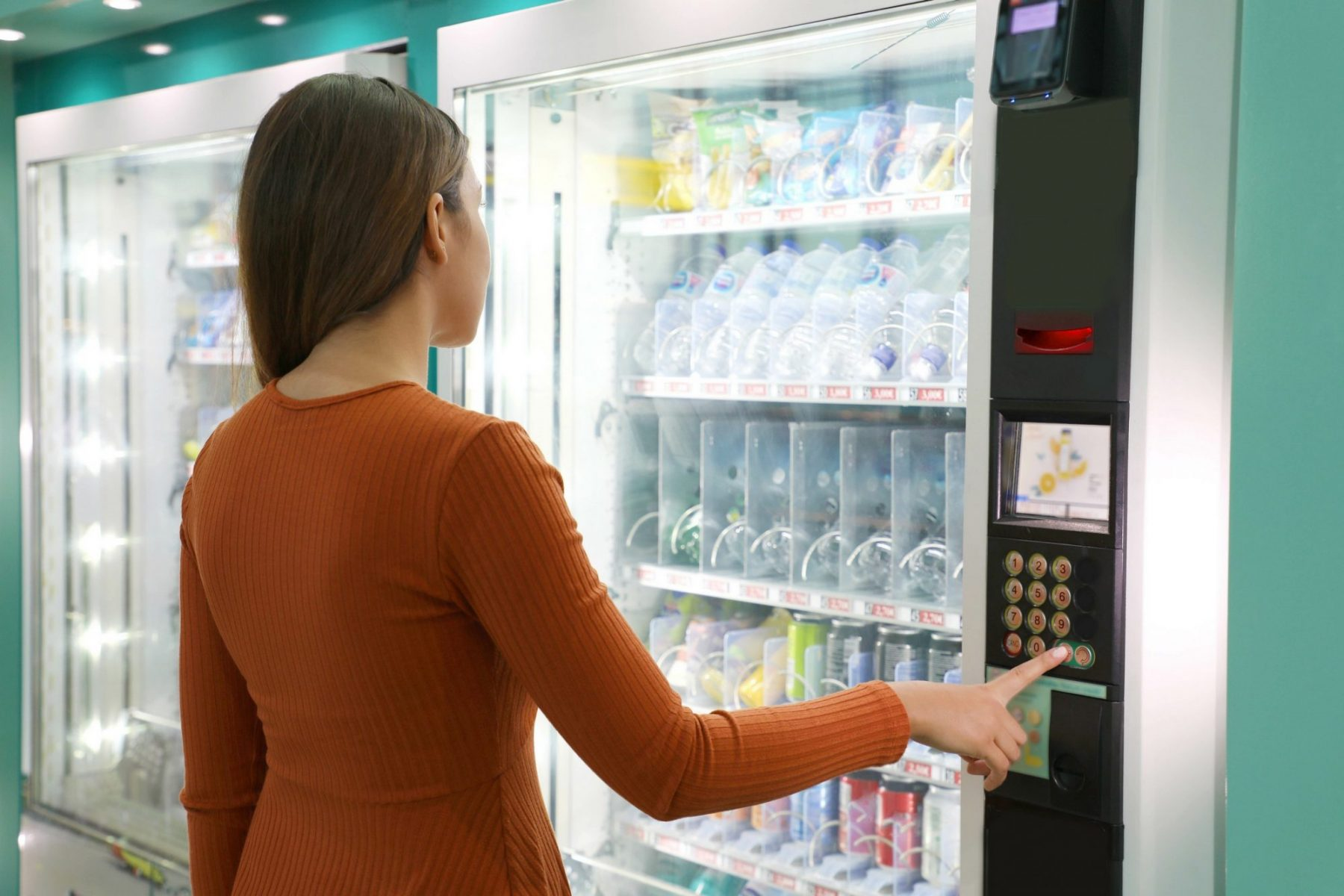 Vending Machines Dallas Fort Worth